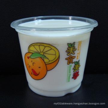Bubble Tea Cup Cold Drink Plastic Cups