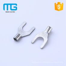 Conectores de terminais de garfos para garfo não isolados da Cooper