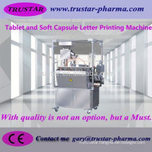 ce approved full automatic tablet printing machine