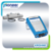 Krohne OPTISONI6300P Portable ultrasonic clamp on flowmeter