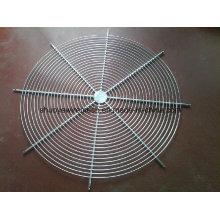Gurads d'acier inoxydable / manteau de PVC / ventilateur de fil de ventilation