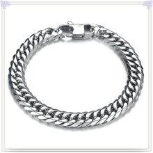 Мода Ювелирные изделия силиконовый браслет из нержавеющей стали браслет (HR150)