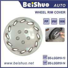 """Accessoires de lecteur 13 """"et 14"""" Silver Replica Wheel Cover"""