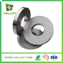 Tira da liga CuNi30fe1mn do ferro de níquel de cobre para a maquinaria da precisão