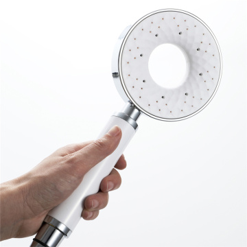 Round handheld shower handheld shower