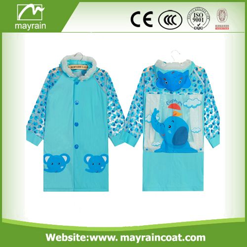 Hight Quality Polyester Rainsuit