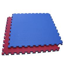 High density eva foam martial arts taekwondo puzzle judo tatami mat