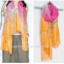 2013 polyester new chiffon scarf