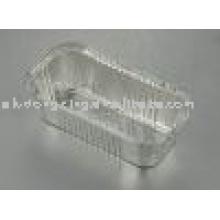 Papel de aluminio usado para contenedores de condensadores y alimentos