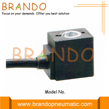 Solenoid Coil With Cable 24V 220V 2.8W 3VA