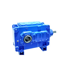 B series industrial gearbox gear box transmission with backstop