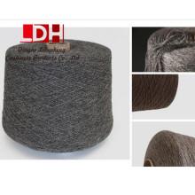 Couleur naturelle haut de gamme NM2 / 32 Semi-laine 100% laine de yak