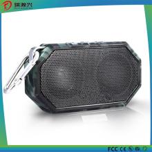 Camuflagem IP66 Waterproof oradores portáteis de Bluetooth
