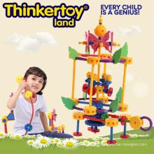 Пластиковые интеллектуальные и развивающие игрушки для детей 3-6 лет