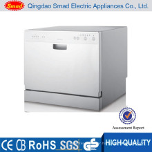 Eltectric automatic tabletop dishwasher for home kitchen