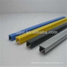 Perfil de liga de alumínio 7050