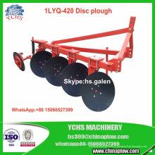Сельское хозяйство оборудования светлой обязанности дисковый плуг 1lyq-420 для трактора Фотон