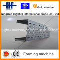 Hot DIP Galvanized Scaffolding Steel Pedal Roll Forming Machine