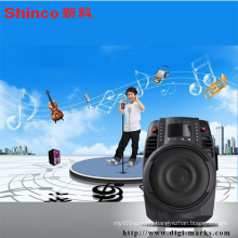 New Style Fashion Design Outdoor Portable Bluetooth Speaker