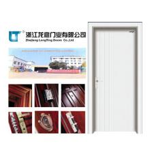 Puerta de madera interior (LTS-101) con la aprobación ISO9001