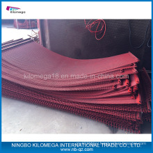 Red Color Screen Mesh with Top Quality Used in Crusher