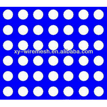 2013 hot sale air filtering galvanized perforated mesh(factory)