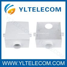 Cuadro de protección de Cable plástico, cruzando la caja, caja común para el cableado FTTH de la pipa