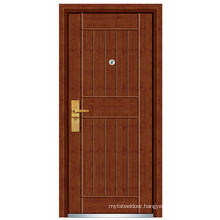 Exterior Steel Wooden Door (FXGM-C321)