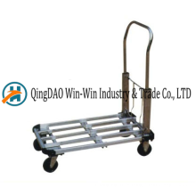 Camión manual de plataforma de aluminio pH153
