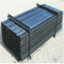 Poste de la cerca del acero de carbón, piquete del poste, poste de Y