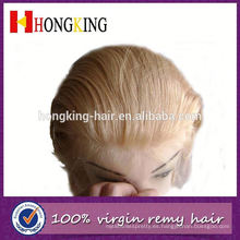Top Front Lace Wig Human Hecho en China
