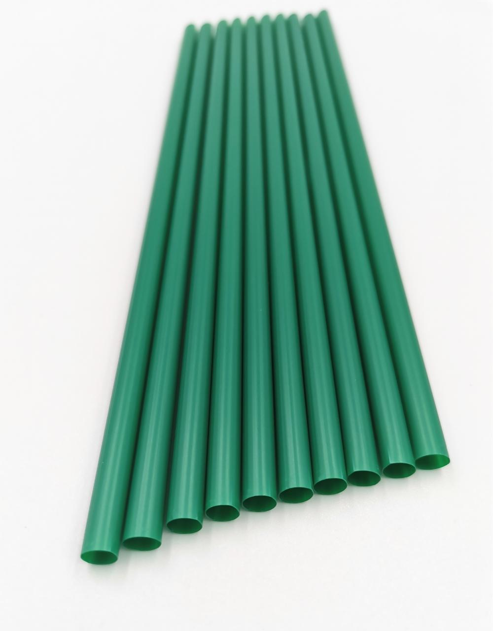 Plant-Based PLA Compostable Straws