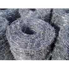 Fournisseur de fil de fer barbelé à haute qualité