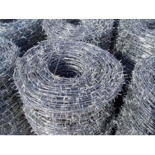 High Quality Galvanized Barbed Wire Supplier