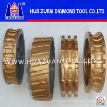 Electroplated Profiling Wheel for Marble