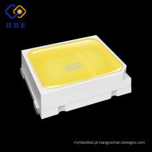alta brilhante 0.5 w branco 2835 smd levou especificações para lâmpada led