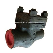 Clapet anti-retour en acier forgé ANSI en acier forgé ANSI A105