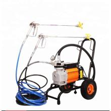 precio de fábrica máquina de pulverización de pintura airless eléctrico