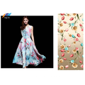 Wholesale 100% Polyester Floral Printed Chiffon Fabric