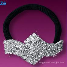 Luxurious full crystal wedding headband, french hair band, ladies rhinestone bridal hair band