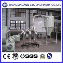 Machine de recyclage de film plastique PE / PP 300kg / H