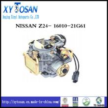 Engine Carburetor for Nissan Z24 16010-21g61