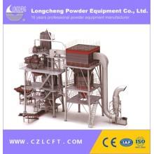 Lcj Línea de producción de arena