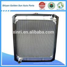 Radiateur de camion Foton Auman avec réservoir en plastique et aluminium Core1425313106201