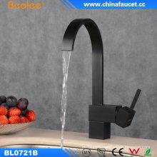 Kitchen Waterfall Basin Sink Faucet Orb Sanitary Ware