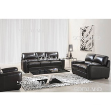 Modern Confortable Leather Sofa (645)