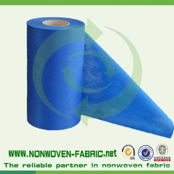 China Tela Proveedor Venta Rollos no tejidos