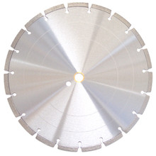 Laser Welding Cut off Saw Blade for Reinforced Concrete (SUCSB)