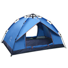 Wholesale outdoor camping Waterproof Windproof  Suns Automatic Pop Up Roof outdoor camping tent