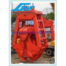 Empilement électro-hydraulique de dragage de clamshell